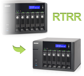 RTRR (Real-Time Remote Replication)